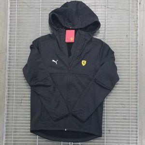 Puma SF Ferrari Street Softshell Jacket